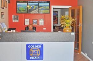 Taree Accommodation Reception