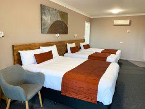 Family Motel Room Taree