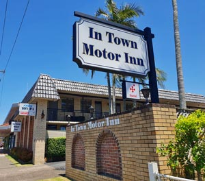In Town Motor Inn Taree